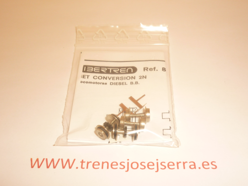 Kit Transformacion 3N-2N Diesel B.B