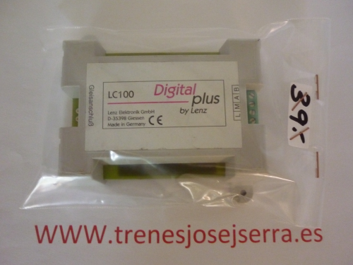 DIGITAL PLUS LC100 BY LENZ