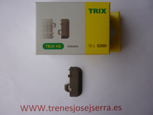 TRIX FINAL DE VIA HO 62001